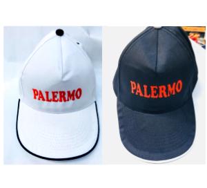 CAPPELLO BASEBALL RICAMATO PALERMO COD.MOCA21