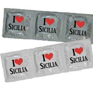 CONDOM SICILIA COD.597/007-1