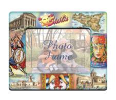 PORTAFOTO SICILIA ACQ. cod. 22/143 –3