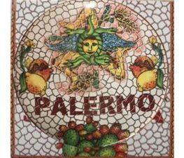 MATTONELLA PALERMO MOSAICO 10X10