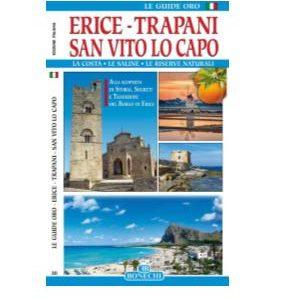 TASCABILE ERICE/TRAPANI/S.VITO MULTILINGUA