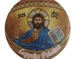 MAGNETE CAPPELLA PALATINA COD.46