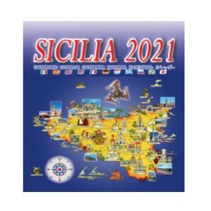 CALENDARIO SICILIA MAPPA 2021