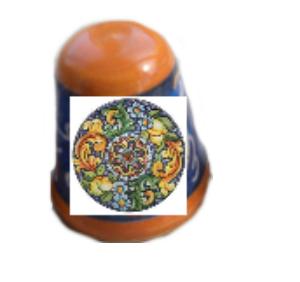 Ditale Santo Stefano geometrico cod.000702-18