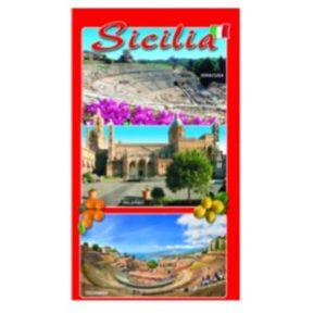 SICILIA TASCABILE 12X22 MULTILINGUA