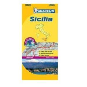 PIANTA SICILIA MICHELIN COD.978