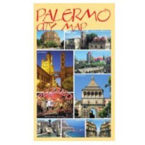 MINIPIANTA PALERMO TURISTICA PALERMO CITY MAP