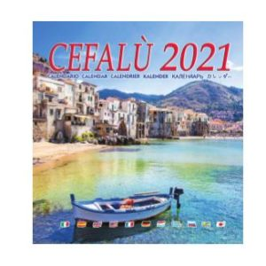 CALENDARIO CEFALU' 2021
