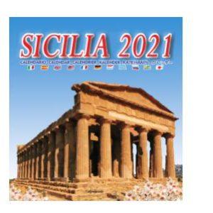 CALENDARIO SICILIA AGRIGENTO 2021