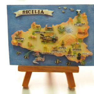 CAVALLETTO MAPPA SIC. 7X10 cod.80176 A
