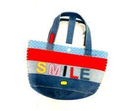 BORSA SMILE SICILIA CM 36 COD.BO83R