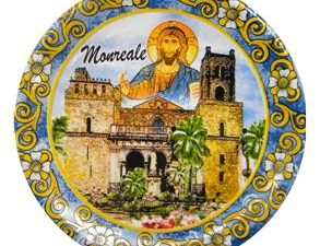 PIATTO MONREALE CM 10 cod.13/478 MON