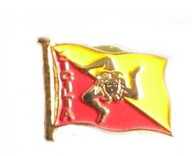 SPILLA LUSSO TRINACRIA COD. VIL-5S