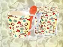 TAZZINA C/CUCCH. cod.CD/T009A-1