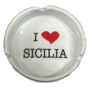 P/CENERE I LOVE SICILIA ORO cod.ci/1663