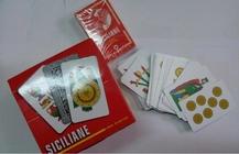 CARTE SICILIANE PVC COD.JU90030