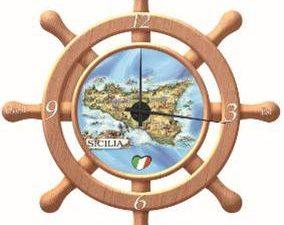 OROLOGIO TIMONE SICILIA COD.23/73-3