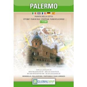 PIANTA PALERMO GLOBALMAP COD.9788879143622