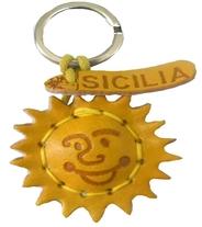 P/CHIAVI CUOIO SOLE SICILIA cod. PO/1